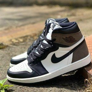 "Air Jordan 1 Retro ""Dark Mocha"" women shoes"